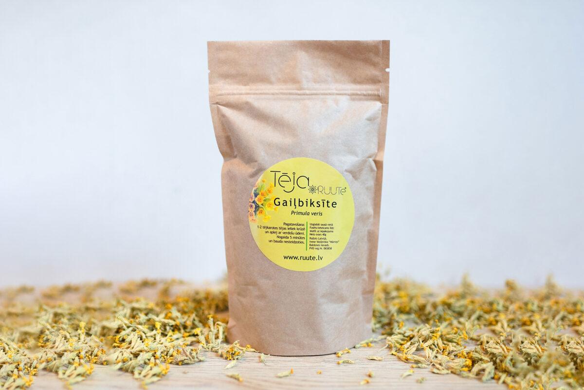 Gaiļbiksītes tēja 40 g